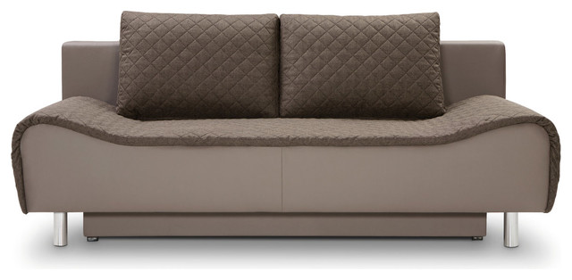 Elegant Futon Contemporary Futons Armless Sofa Bed