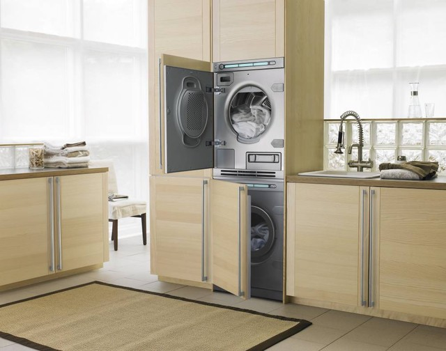 ASKO Designer Laundry modern laundry room appliances