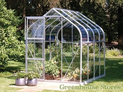 Vitavia Orion 6 x 6 Greenhouse - Contemporary - Greenhouses - west ...