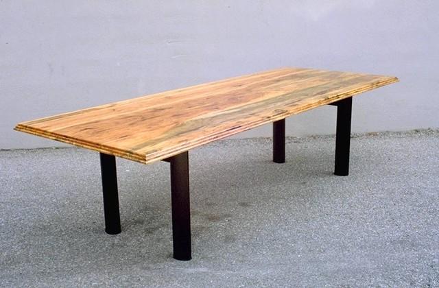 Landers' Studio eclectic-dining-tables