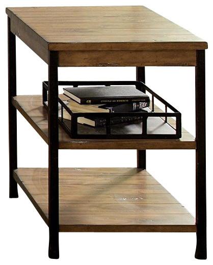 Liberty Furniture Lancaster Factory 24x18 Rectangular Chairside