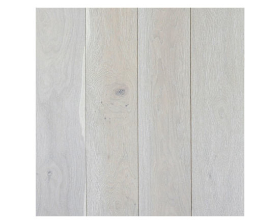 Heidelberg Wood Flooring - Lakeshore- Versailles Collection - Lakeshore: Lakeshore is a wonderful engineered wide plank floor.  It has a cool light hue that can pull together any room's decor.