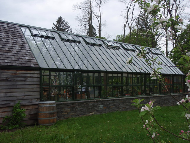 Attached english greenhouses glasshouses victorian for House plans with greenhouse attached