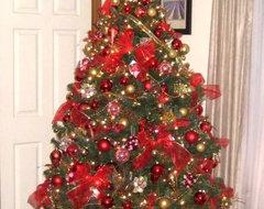 Holiday decorating o christmas tree - Christmas tree color schemes ...