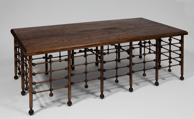 The Chester Collection craftsman-coffee-tables
