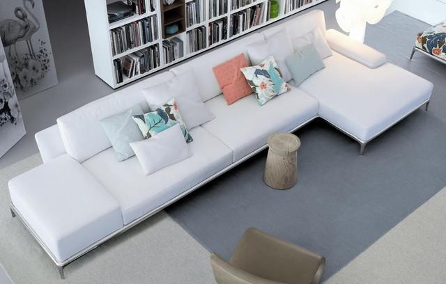 Poliform Park Sectional Sofa modern-sectional-sofas