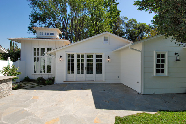 Traditional Solar Home traditional-exterior