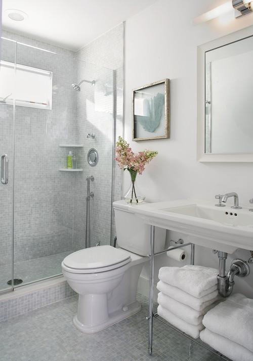 дизайн маленькой ванной 10 советов и 38 удачных примеров