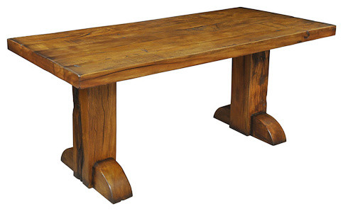 Dine Eclectic Dining Tables New York By Milieu