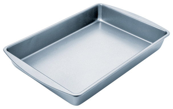 Chicago Metallic Betterbake Nonstick Bake & Roast Pan contemporary-bakeware