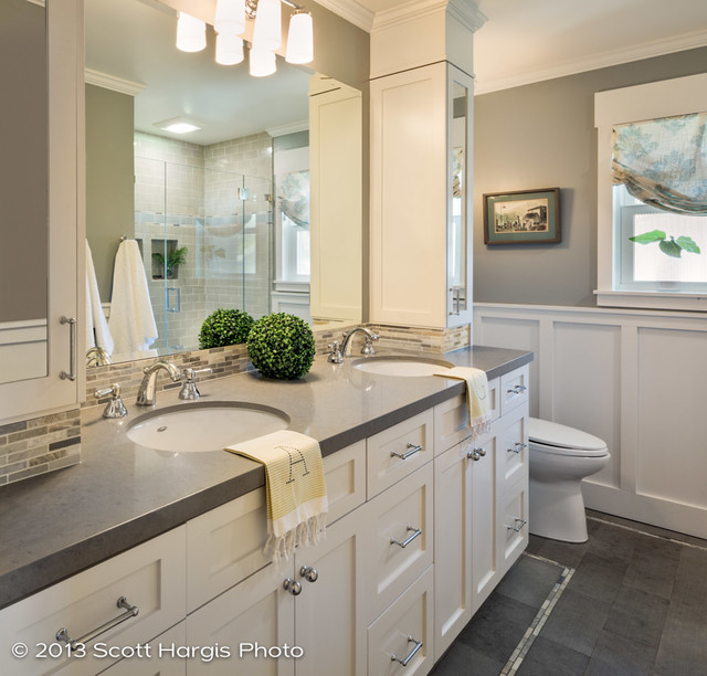 LaMorinda Bathroom Remodel Transitional Bathroom San Francisco on bathroom vanity design ideas