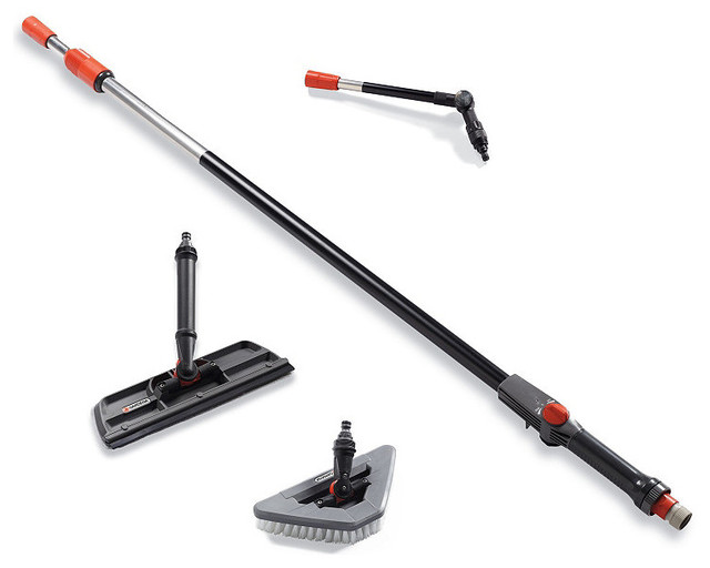 Telescoping Water Outdoor Cleaning Kit - Frontgate ...