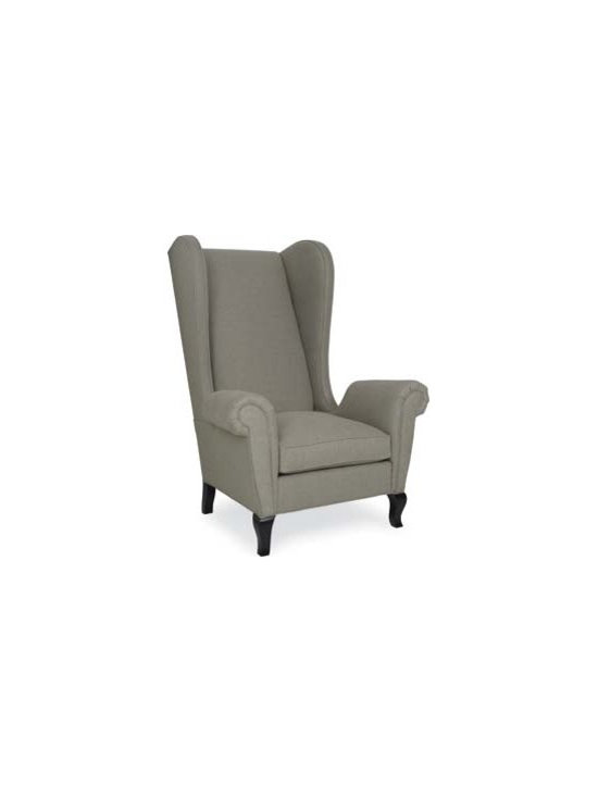 Cordell Wing Chair by CR Laine -
