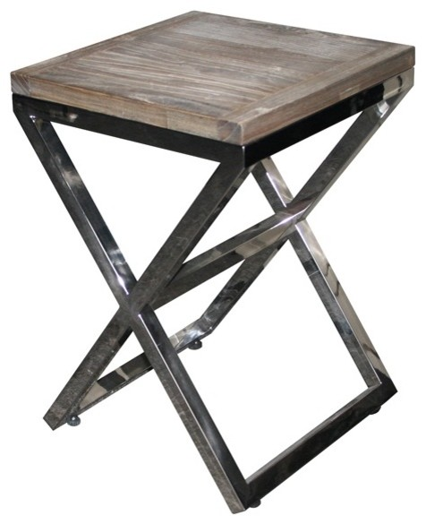 Tarawa Side Table Wooden eclectic-side-tables-and-end-tables