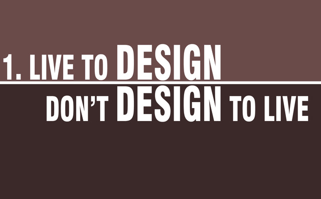 Instructions for Designers