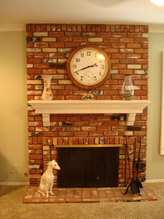 Fireplace Mantels - Ralph Ferrin