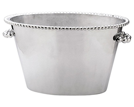 String of Pearls Ice Bucket -