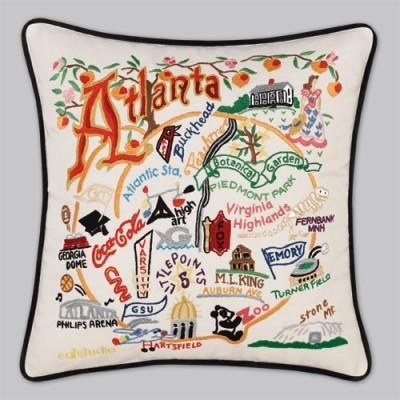 Atlanta Pillow traditional-decorative-pillows