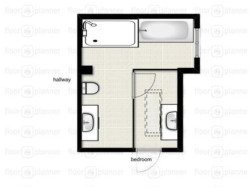 Need help with 10x14 39 master bath layout for Master bathroom 10 x 14