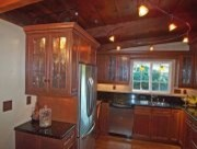 Styles of Wood Kitchens traditional-kitchen