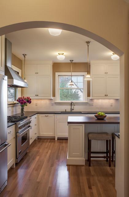 Kitchens Craftsman Kitchen Portland By Craftsman