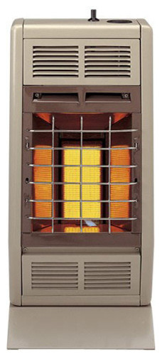 Vent-Free Infrared Heater SR6NAT - Natural Gas modern-air-conditioners