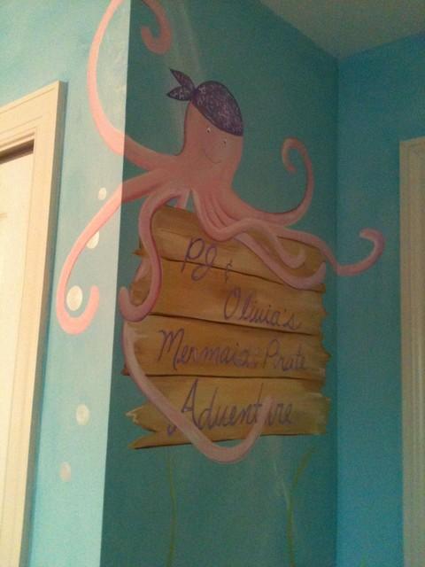 PJ and Olivia's Mermaid & Pirate Adventure traditional-artwork