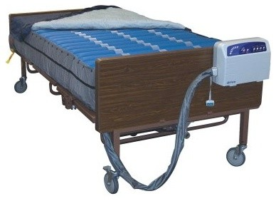Drive Medical Bariatric Alternating Pressure Mattress modern-beds
