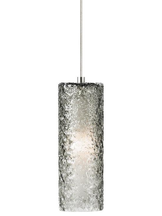 FJ Mini Rock Candy Pendant by LBL Lighting -