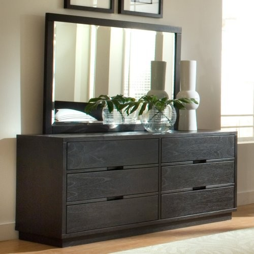 Metropolitan 6 Drawer Dresser contemporary-dressers-chests-and-bedroom-armoires