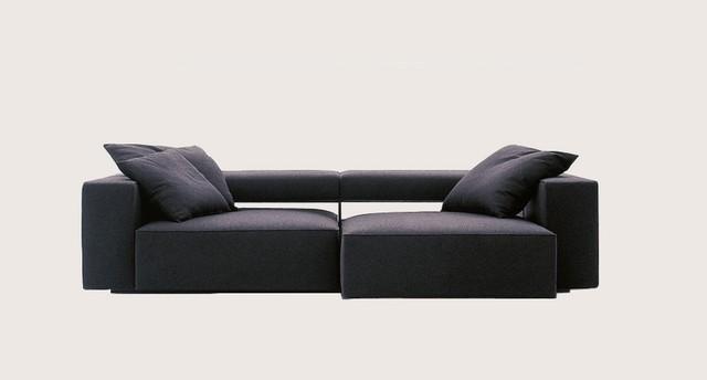 Boss Sofa Modern Sofas New York By Zin Home
