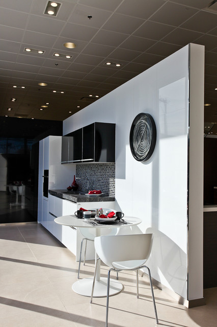 Porcelanosa Maryland North Bethesda Showroom Pictures contemporary-kitchen-cabinetry