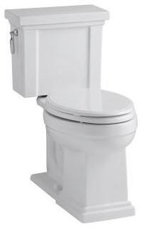 Kohler Tresham Toilet K-3950 contemporary-toilets