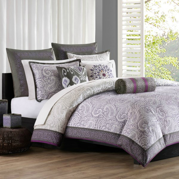 Echo Design™ Marrakesh Duvet Cover contemporary duvet covers