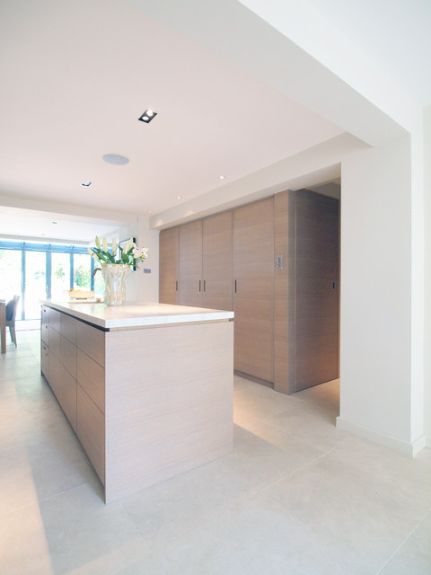 Private Residence, chelsea, London contemporary kitchen
