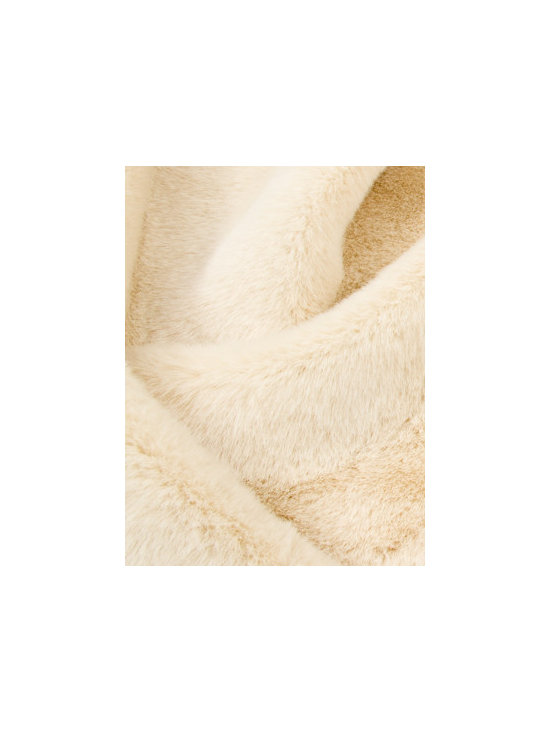 Robert Allen Lavish Faux Furs, Snow Fox -