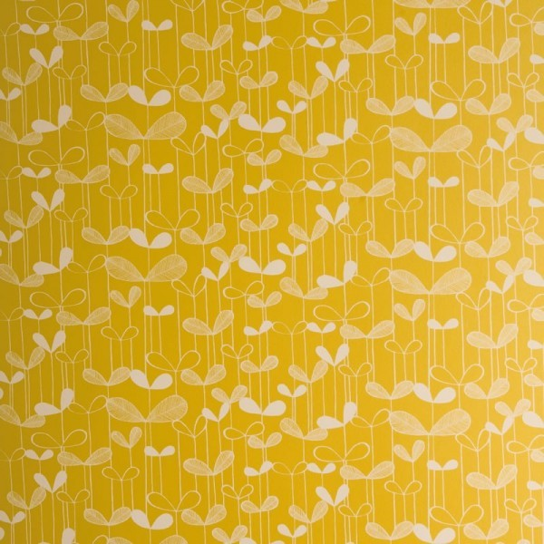 MissPrint Saplings Wallpaper contemporary wallpaper