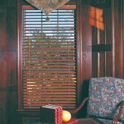 "BlindSaver Basics 2"" Wood Blinds traditional-window-blinds"