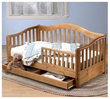 Grande Toddler Bed - modern - changing tables - by Wayfair