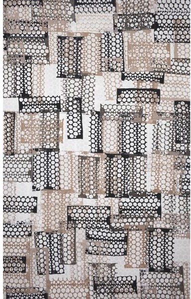 Black and White Outdoor Rug Outdoor Rugs chicago by