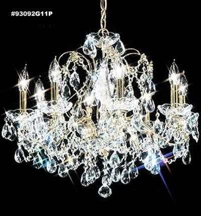 Promo 1 Collection - SPECTRA Swarovski Crystal combined with other High Quality modern-chandeliers