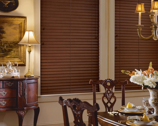 EverWood® alternative wood blinds with Cordlock - Hunter Douglas EverWood® Collection Copyright © 2001-2012 Hunter Douglas, Inc. All rights reserved.
