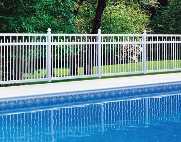 Vinyl Fencing contemporary fencing