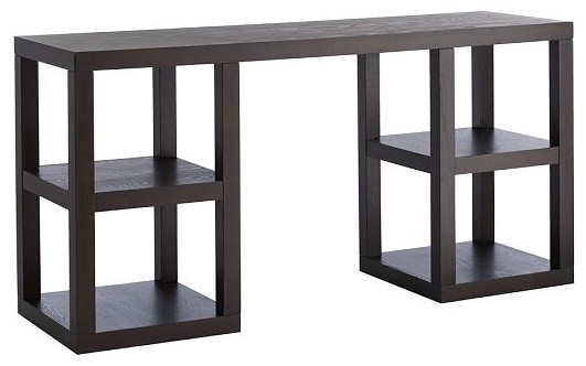 2 x 2 Console Desk contemporary-desks