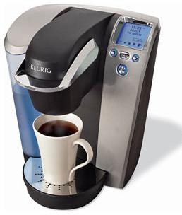 Single Cup Coffee Maker - Keurig Platinum coffee-and-tea-makers