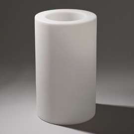 Rotoluxe | Rotoluxe™ Keino Planter/Table - Outdoor Use modern-outdoor-pots-and-planters