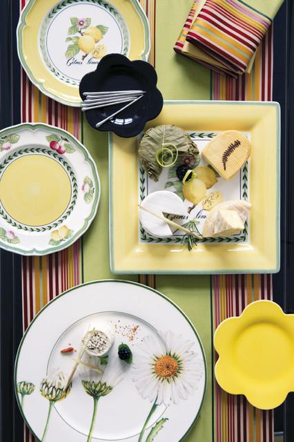 Villeroy boch french garden dinnerware contemporary for Villeroy and boch french garden