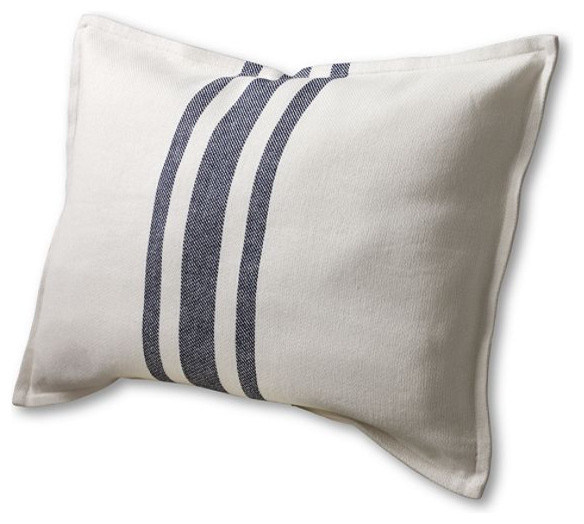14 x 22 Oversized Stripe Decorative Pillow Cover traditional pillows