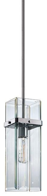 Sonneman Lighting 4281.01 Mercer Street Pendant Light In Polished Chrome contemporary-pendant-lighting