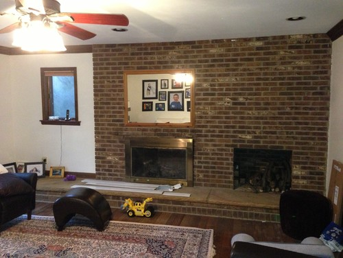 Help Fireplace amp Surround Wall What To Do
